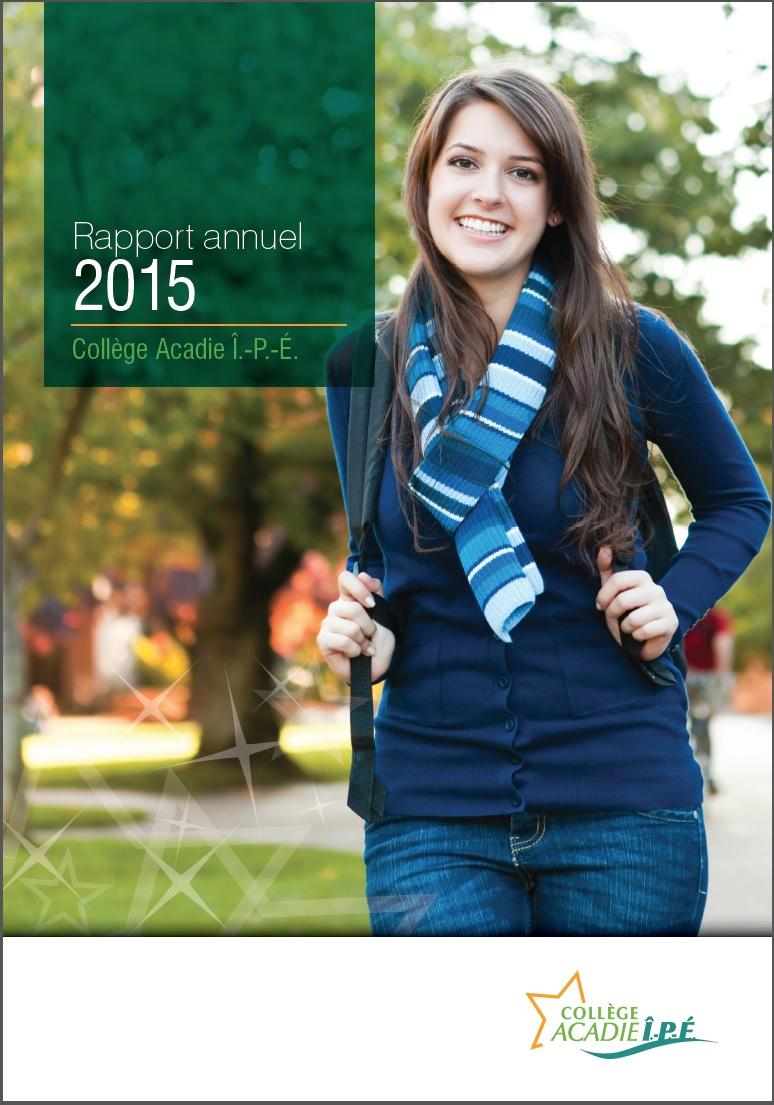 COVER RAPPORT ANNUEL2015